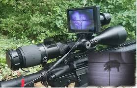 Night Vision and Thermal scope